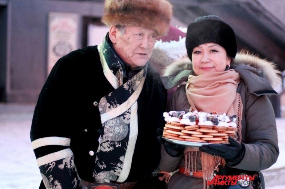 Сагаалган – самый торжественный и главный праздник монголоязычных народов и буддистов всего мира.