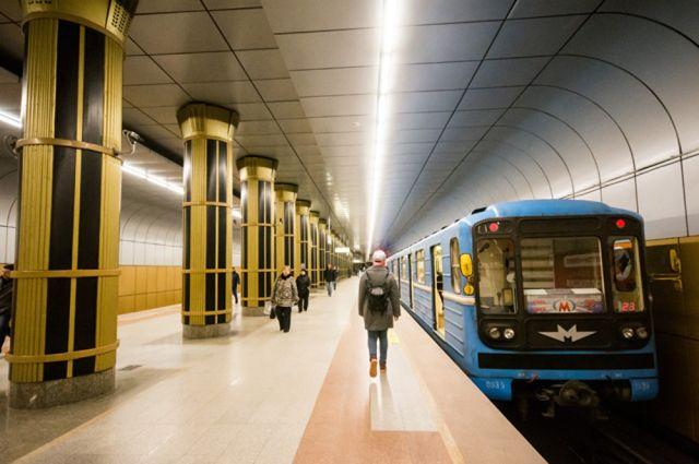 На Дзержинской ветке планируют строительство новых станций.