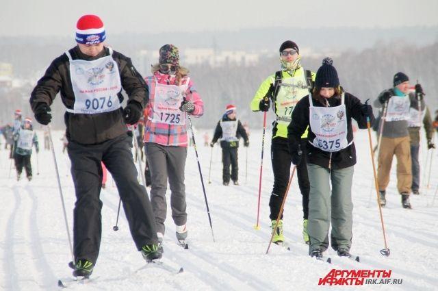 В субботу состоится всероссийская лыжная гонка «Лыжня России».