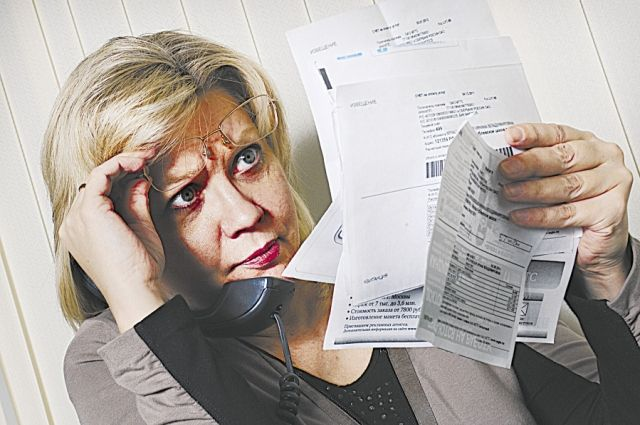 Красноярцам советуют не копить долги за вывоз мусора.