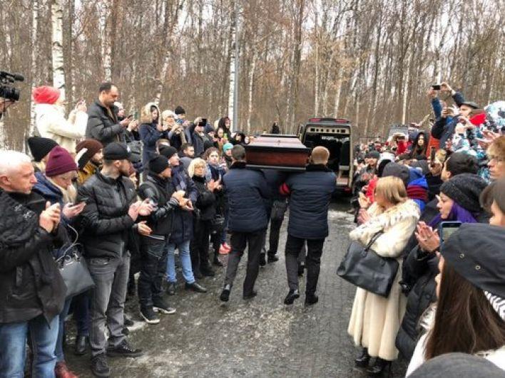 Кирилла похоронят на Пятницком кладбище Москвы.