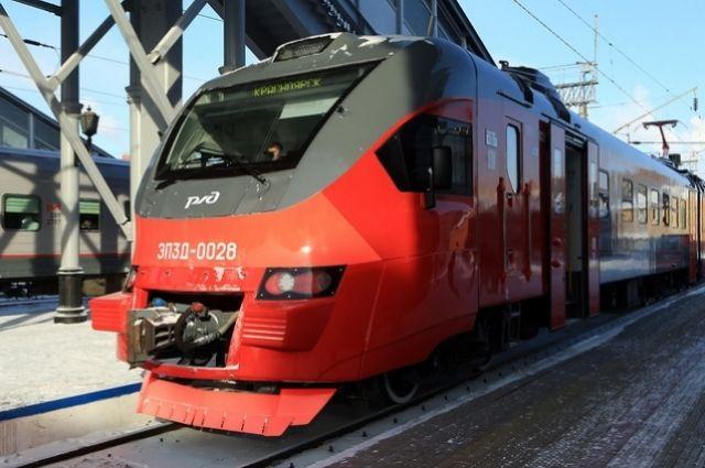 К Универсиаде поступили шесть поездов новейшей разработки
