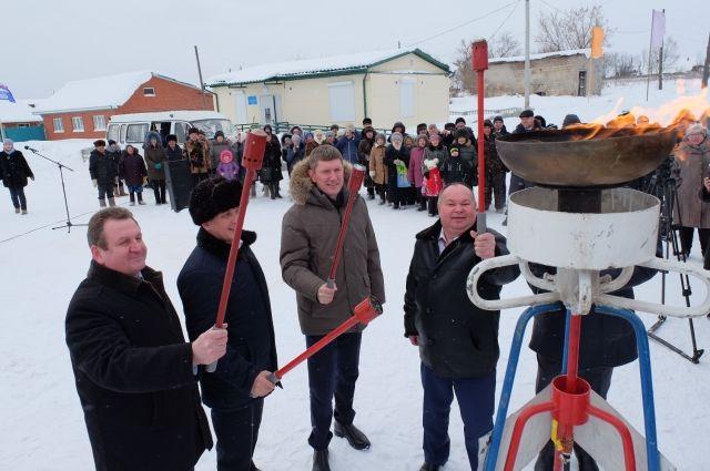 Возможности нового газопровода позволят обеспечить газом 348 домов.