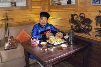 Юрий Цыренов, управляющий рестораном «Улус», приглашает иркутян и гостей города на праздник Белого месяца.