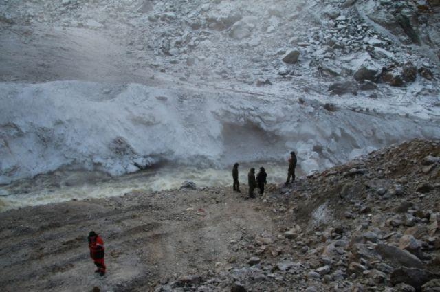 Уровень воды в реке Бурея у поселка Чекунда пошел на спад.
