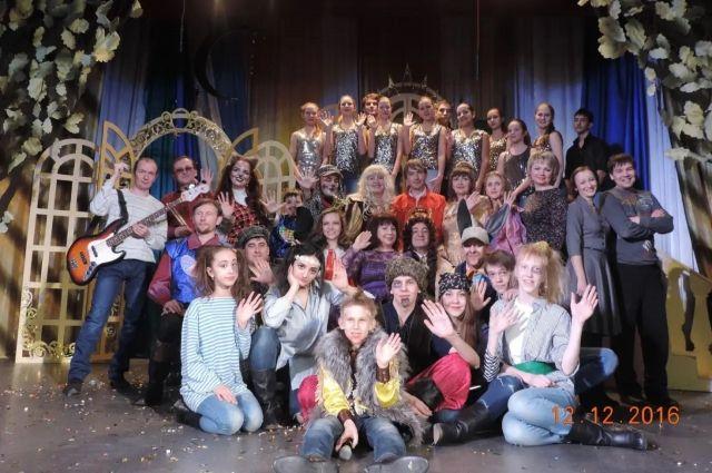 Каждый спектакль «Экспромта» - праздник для города.