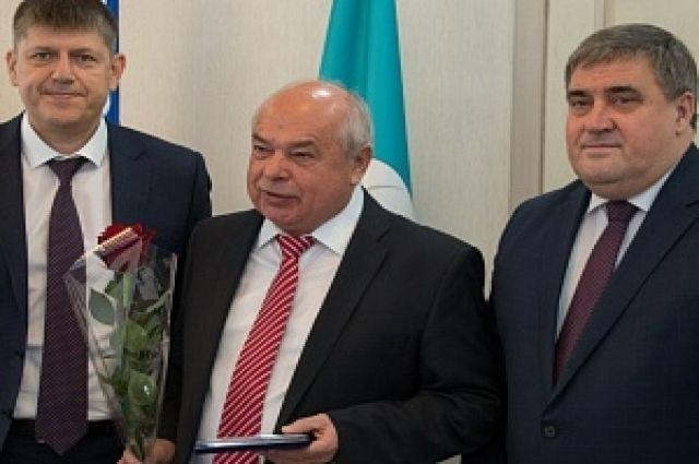 Глава города вручил медали «За заслуги перед Калининградом»