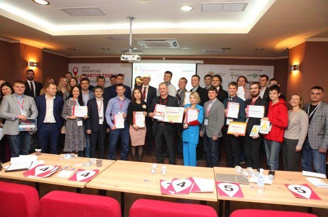 Всего на конкурс было подано 85 заявок, в полуфинал вышли 32 инновационных проекта.