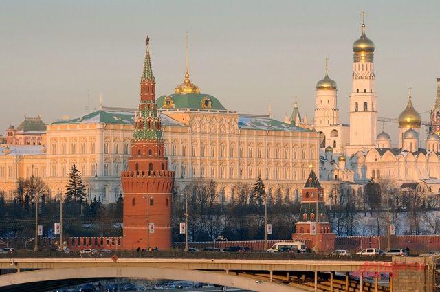 Большой Кремлёвский дворец.