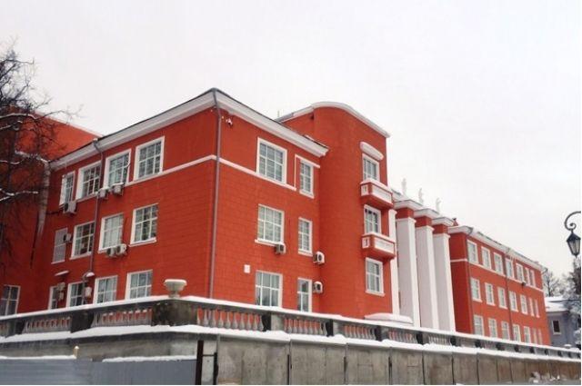 Здание «Индустриального института»