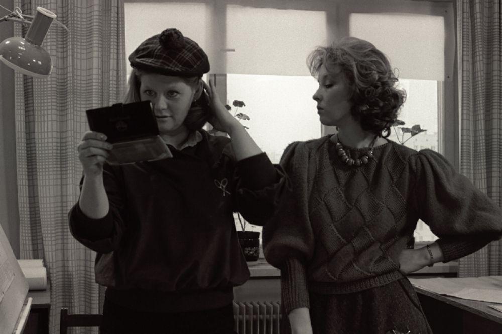 «Самая обаятельная и привлекательная» (1985) — Надя Клюева.