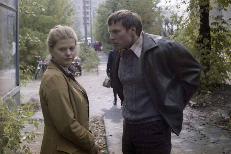 «Охота на лис» (1979) — Марина, жена Белова.