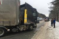 Водители обоих транспортных средств прошли медицинское освидетельствование. Оба были трезвыми. По факту ДТП проводится проверка