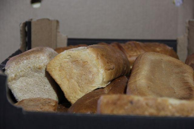 Из 1 тонны хлеба планируется получать 80% готовой продукции.