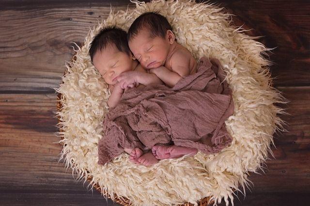 В Оренбургском перинатальном центре родились 9 пар двойняшек