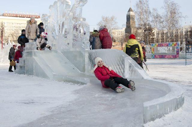 Температура воздуха 9 февраля ночью составит -10...-12°С, днём -8...-10°С.
