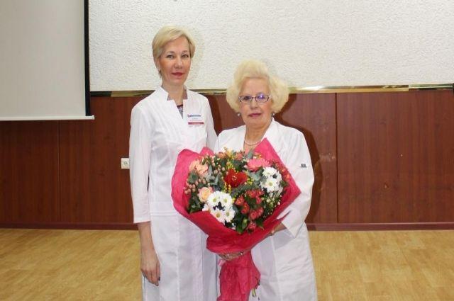 Эндокринологу из Надыма присвоили звание заслуженного врача РФ