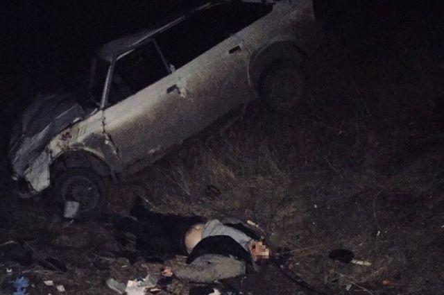 Под Одессой банда в масках ограбила частный дом и попала в смертельное ДТП