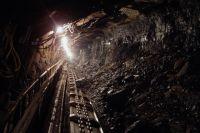 В шахте произошел выброс угля с повышенным газовыделением.