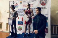 Роза одержала победу над спортсменкой из Пскова.