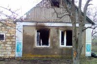 В Херсонской области в пожаре двое маленьких детей сгорели заживо