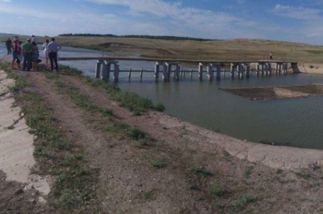 В Переволоцком районе в с.Чесноковка лето 2018 года утонули дети.
