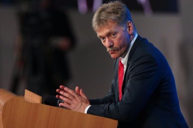 Песков сообщил, признает ли РФ результаты выборов в Украине
