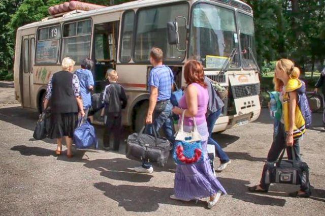 МВД тщательно проверит переселенцев, выехавших с Донбасса в 2019 году