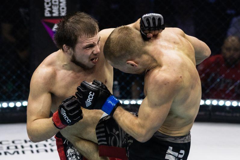 Лига – RCC: Russian Cagefighting Championship.