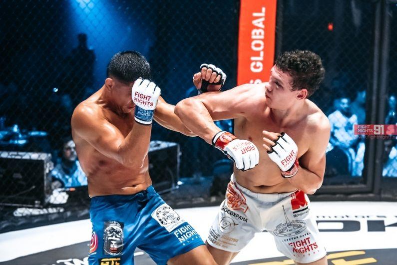 Лига – Fight Nights Global.