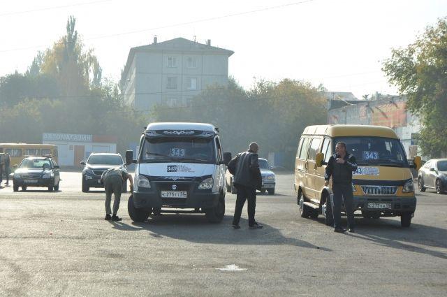 В Омске частные перевозчики не отказываются возить льготников