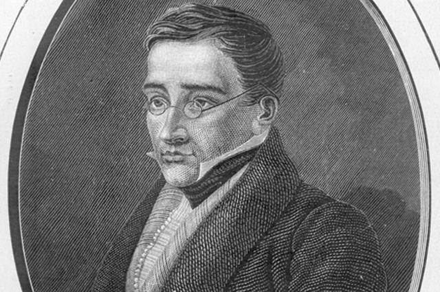 Александр Грибоедов.