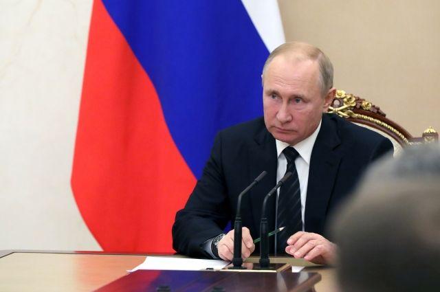 Путин принял приглашение итальянских властей посетить страну