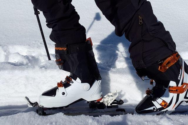 Тюменские школьники отправились на соревнования по лыжам