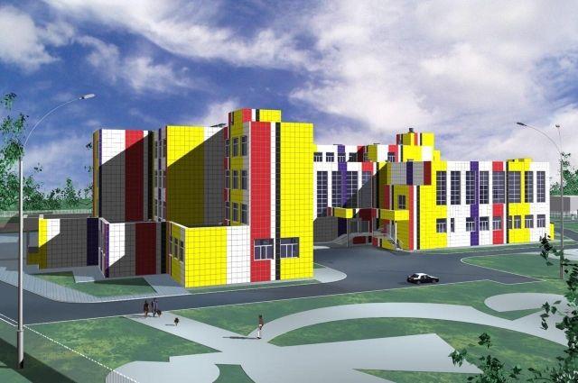 В Тюменской области построят новые школы и детские сады