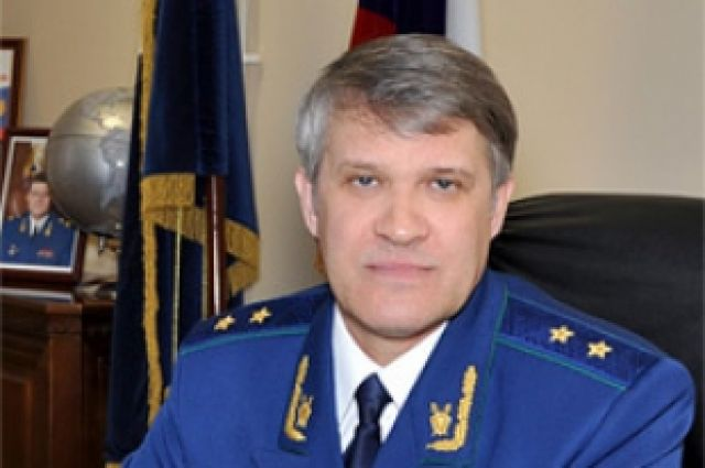 Яков Хорошев сменил на Посту прокурора Владимира Фалилеева.