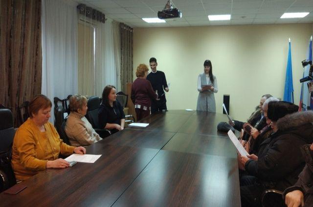 В Ноябрьске 18 семей получили сертификаты программы «Сотрудничество»