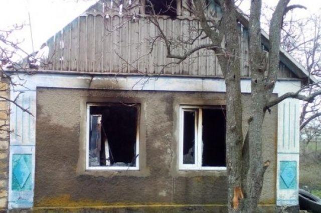 Гибель детей на пожаре под Херсоном: мать была на учете в соцслужбе и лишена родительских прав