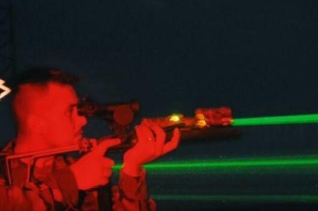 Силы ООС вновь фиксируют использование лазерного оружия на Донбассе