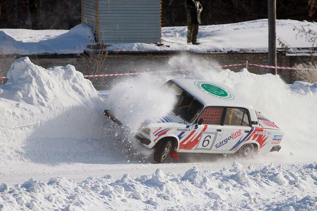 Чемпионат по зимним трековым гонками
