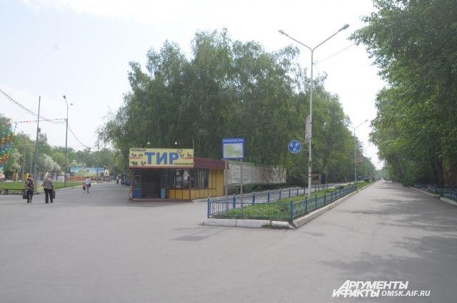 «Зелёный щит» Омска вошёл в десятку лучших