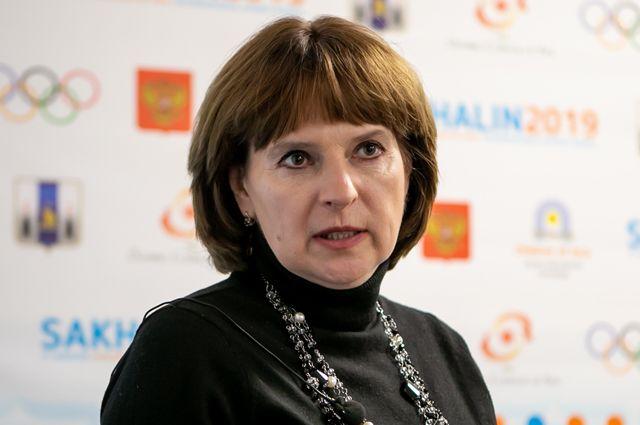 Ольга Богословская.