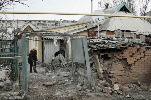 Страны Евросоюза выделили средства на социальную поддержку жителей Донбасса
