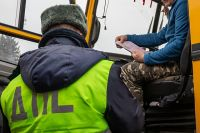 Автобусы, которые привозили детей на Всероссийскую спортивную акцию, проверили сотрудники технадзора.