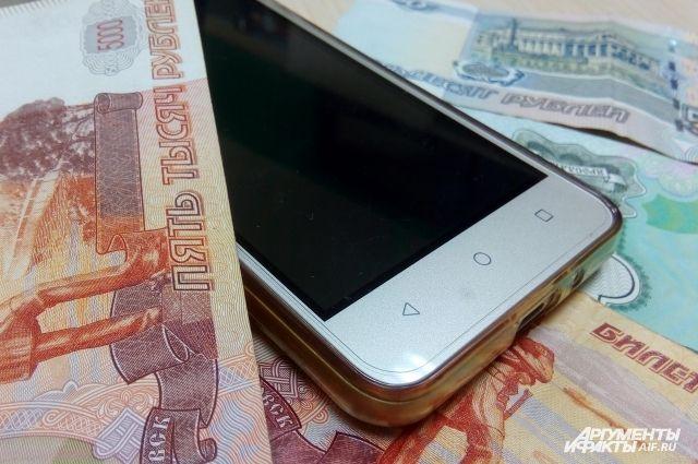 Омич под видом покупки украл смартфон из салона сотовой связи