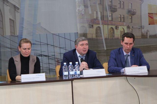 Тюменский Росреестр принял участие в заседании клуба экспертов недвижимости