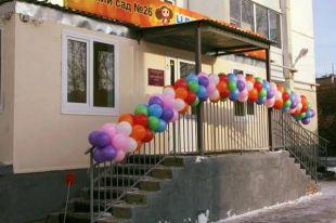 Детский сад был готов ещё в 2015 году, но первых воспитанников принял только в 2017, когда у администрации Чебаркуля появились средства на выкуп помещений.