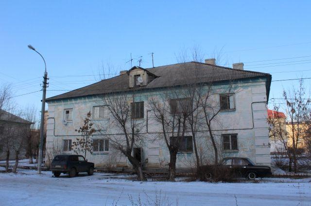 Дом №29 по улице Воронкова.