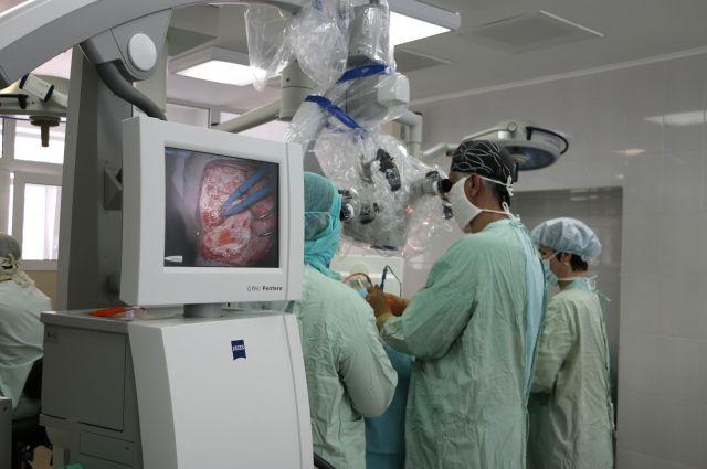 Тюменские врачи вернули мужчине возможность ходить