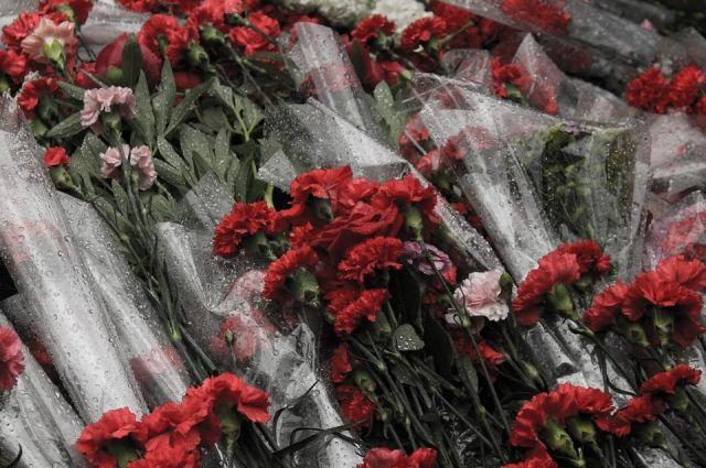 В Подмосковье проходит панихида по жертвам крушения рейса Москва-Орск